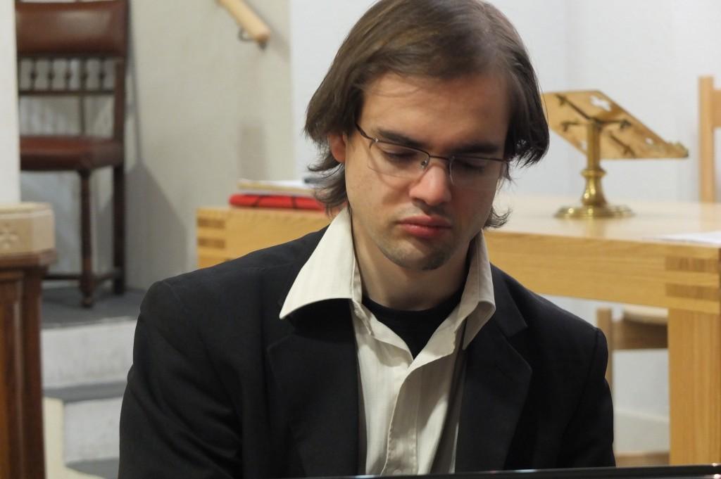 récital à la Scots Kirk, le 14 janvier 2012