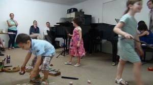 séance d'éveil musical, le 25 juin 2014 (2)